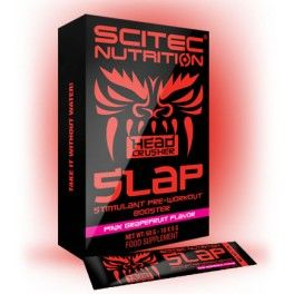 Scitec Head Crusher Slap 10 sobres x 5 gr