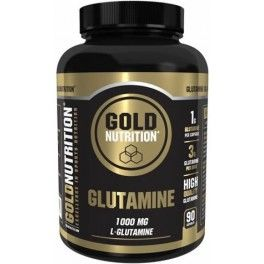 Gold Nutrition Glutamine 1000 mg 90 caps