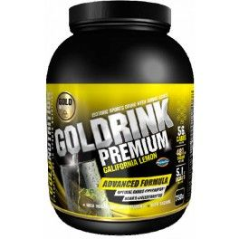 Gold Nutrition GoldDrink Premium 750 gr