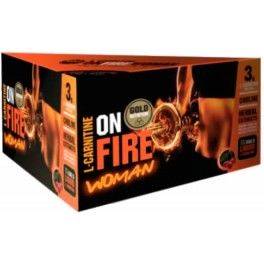 Gold Nutrition Onfire Woman 15 viales x 12 ml