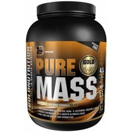 Gold Nutrition Pure Mass 1,5 kg