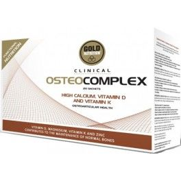 Gold Nutrition Clinical OsteoComplex 20 sobres x 8,75 gr