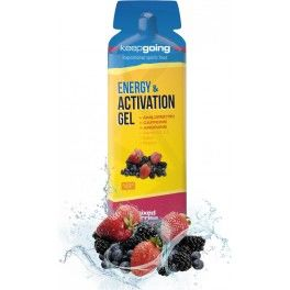 Keepgoing Energy & Activation Gel 1 gel x 32 gr