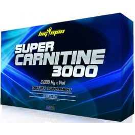 BigMan Super Carnitina 3000 20 viales x 10 ml