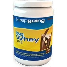 Keepgoing Iso Whey Protein PB 700 gr