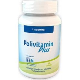 Keepgoing Polivitamin Plus Cápsulas 50 caps