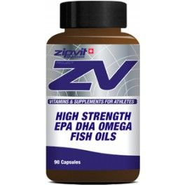Zipvit Sport Omega 3 Fish Oil 1000 mg - High Strength EPA & DHA 90 tabs