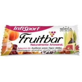 InfiSport Fruit Bar 1 barrita x 40 gr