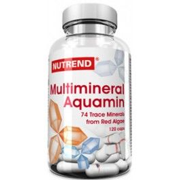 Nutrend Multimineral Aquamin 120 caps