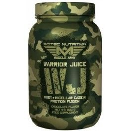Scitec Muscle Army Warrior Juice 900 gr