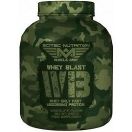 Scitec Muscle Army Whey Blast 2,1 kg