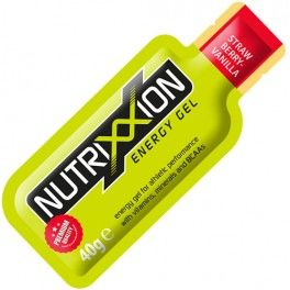 Nutrixxion Gel sin Cafeína 1 gel x 40 gr