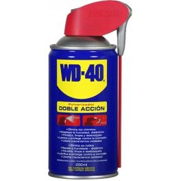 WD-40 Aceite Multiuso Doble Acción 250 ml