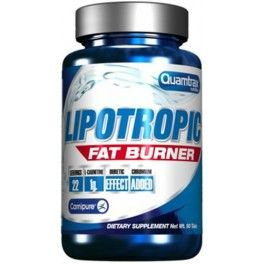 Quamtrax Lipotropic Fat Burner 90 tab