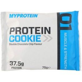 Myprotein Protein Cookies - Galleta Cookie Rica en Proteinas 1 galleta x 75 gr
