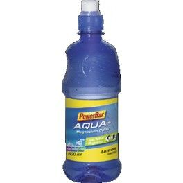 PowerBar Aqua + Magnesio Drink 1 botella x 500 ml
