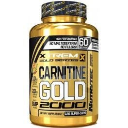 Xtrem Carnitina Gold 2000 120 caps