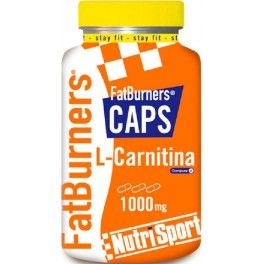 Nutrisport Fat Burners 105 comp