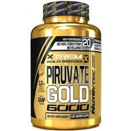 Xtrem Piruvate Gold 6000 120 caps