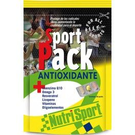 Nutrisport Sport Pack Antioxidante 30 packs