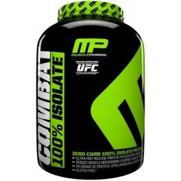 MusclePharm Combat 100% Isolate 2,27 kg