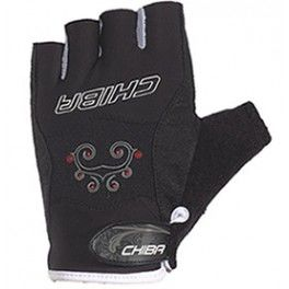 Chiba Lady Diamond Gloves-Negro