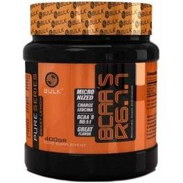 Bulk Nutrition BCAAs R6:1:1 400 gr
