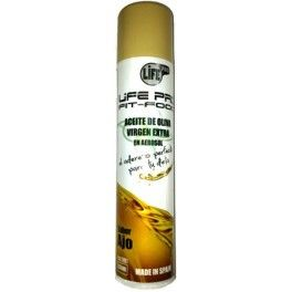 Life Pro Fit Food Aceite Spray Ajo 250 ml