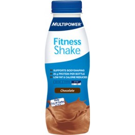 Multipower Fitness Shake 1 botella x 330 ml