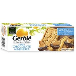 Gerblé Galletas de Chocolate y Almendra 200 gr