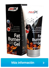 Amix Fat Burner Gel