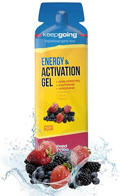 keepgoing activation gel sin gluten