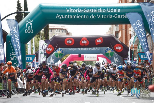Calendario de carreas Maraton Gasteiz Martin FIZ