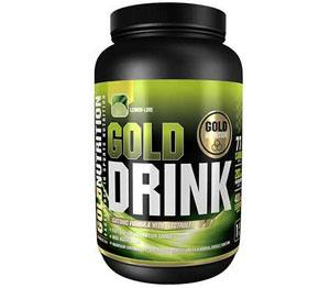 Isotónicos: Gold Nutrition Gold Drink
