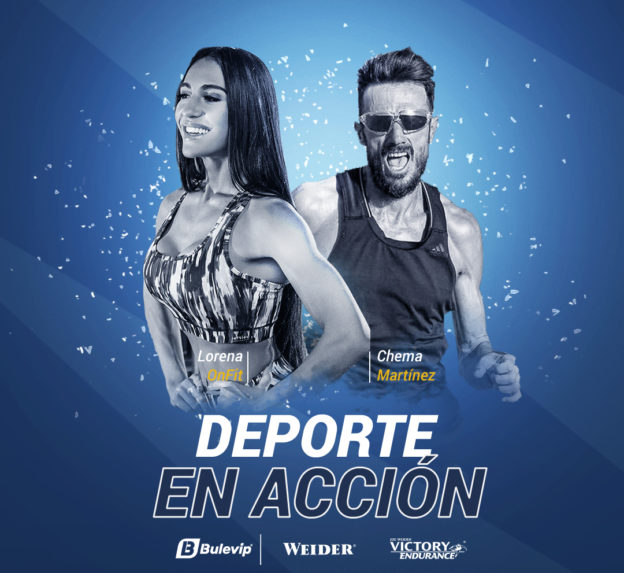 Deporte en acción: Chema Martínez y Lorena On Fit
