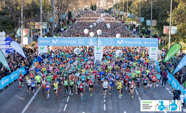 Calendario carreras populares: Abril 2019