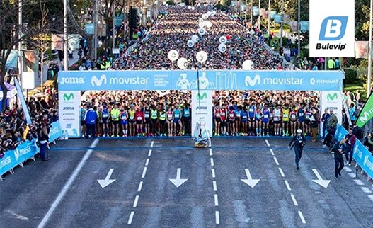 Calendario de carreras populares: Medio Maratón Movistar