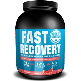 Recuperadores musculares: Gold Nutrition Fast Recovery