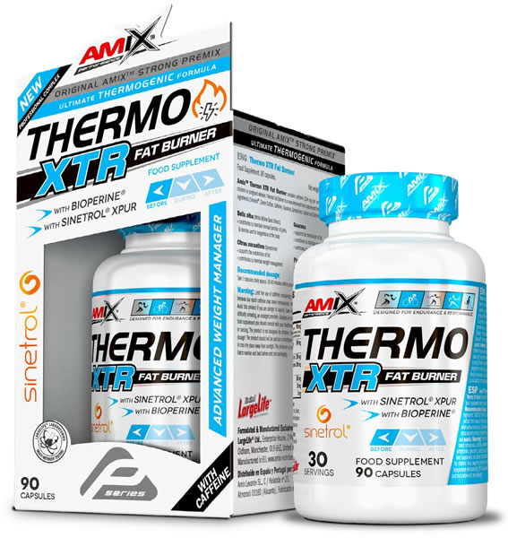 Amix Performance Thermo XTR Fat Burner