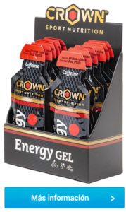 Crown Sport Nutrition gelees enérgeticos
