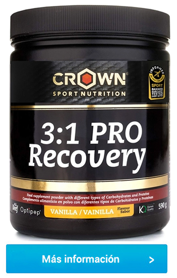 Crown Nutrition Recovery