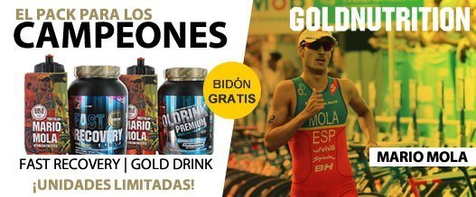 Gold Nutrition Pack Mario Mola