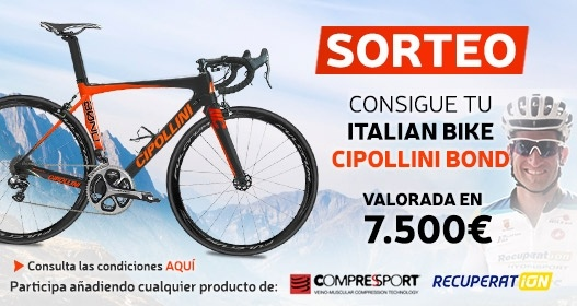 Compressport Sorteo
