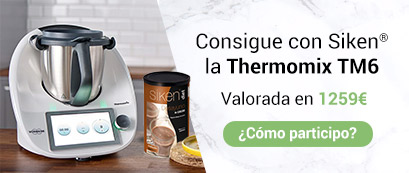 Sorteo SIken Thermomix TM6
